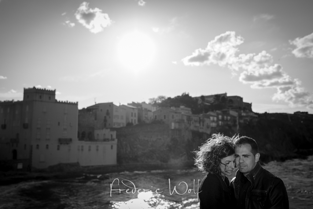 Preboda en Collioure - Engagement session in Collioure